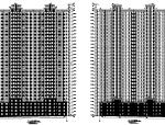 31层钢筋混凝土剪力墙结构施工图(CAD,全套)