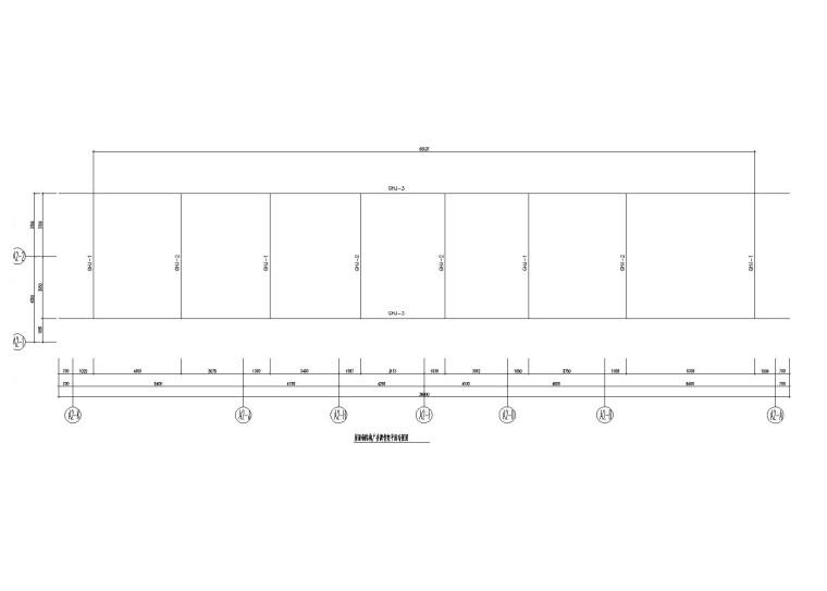 商业塔楼塔楼屋顶广告牌结构施工图2016