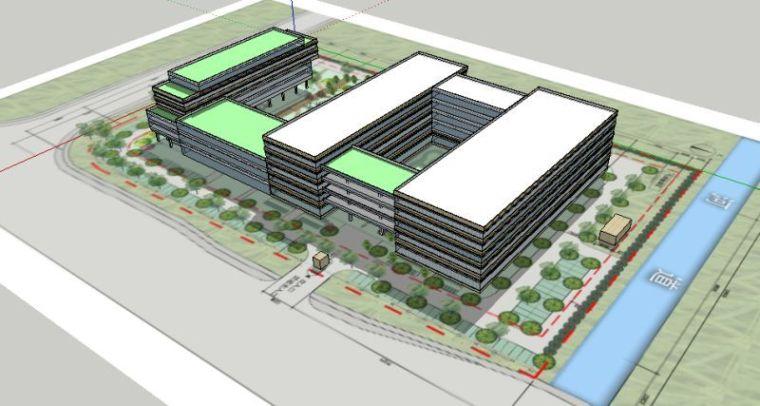 麻烦各位大神点评一下公司大楼的设计方案-7.jpg