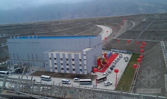 [新疆]大(一)型水利综合枢纽右岸建筑物工程施工组织设计(642页 2015年编制)