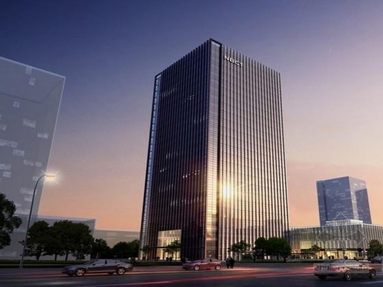[江西]高层综合办公楼工程监理规划(地标建筑 参考价值高)