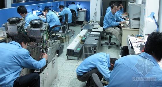 [陕西]新能源企业机电设备检修规程372页