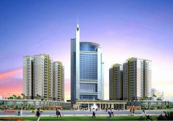 [全国]各类建筑工程造价指标汇编(住宅楼办公楼等)