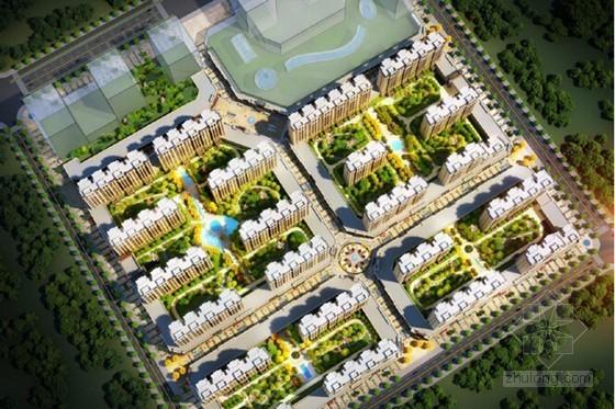 [黑龙江]高层框剪结构商住楼项目策划书