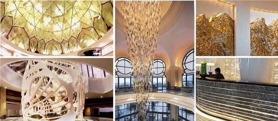 [重庆]高层地标级典雅欧式白金五星级酒店概念设计方案