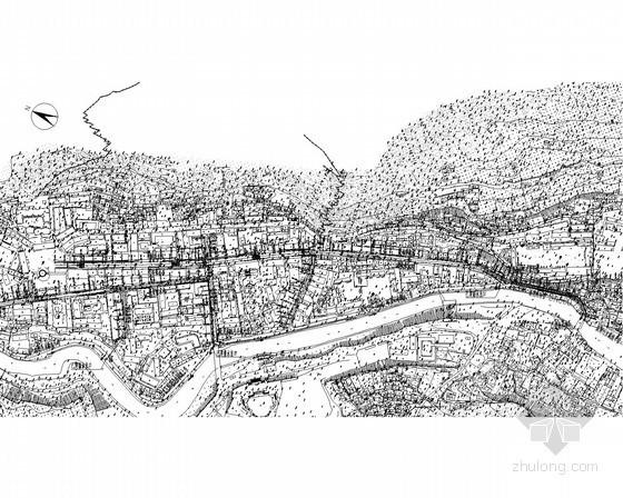 [四川]城市道路路面整治雨水工程及污水工程施工图
