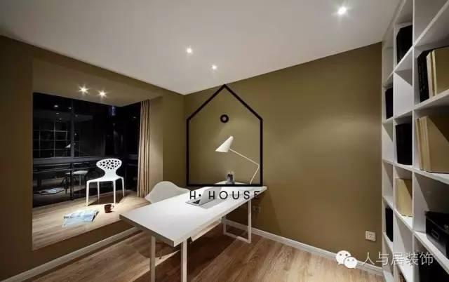 室内设计--黑白简约主义_2