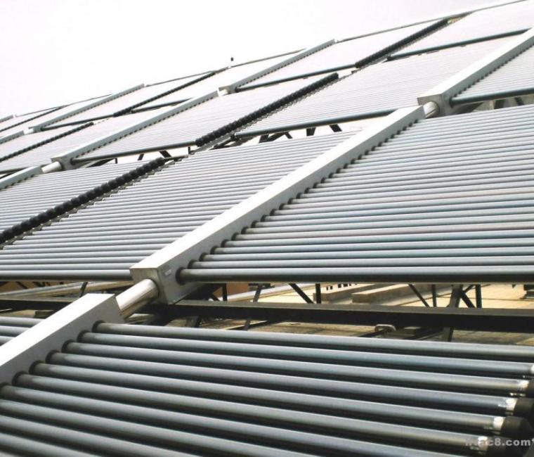 案例|太阳能采暖、空调系统方案说明