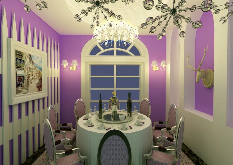 普罗旺斯餐厅_5