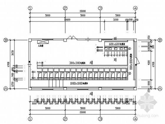 10KV配变电房工程典型设计图纸
