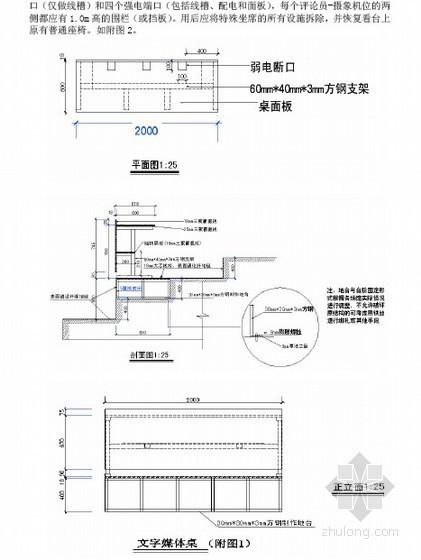 [北京]临时设施施工组织设计
