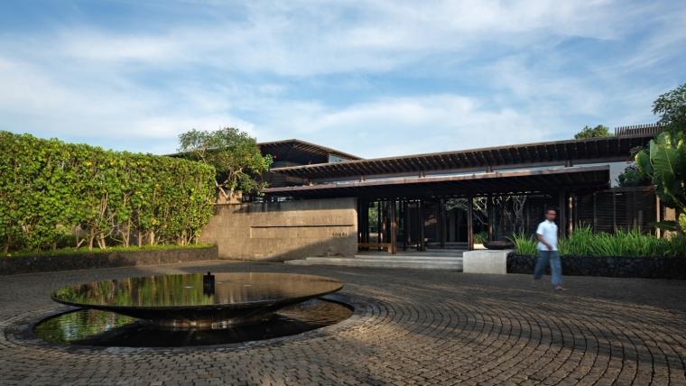 印尼巴厘岛Soori度假村-3