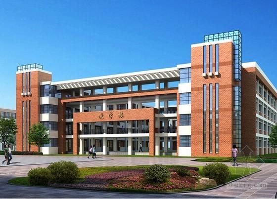 [湖南]小学教学楼加固改造工程量清单计价实例