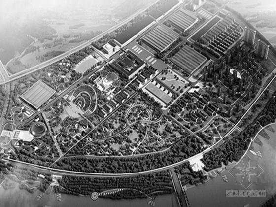 [山东]住宅小区项目整套景观施工图