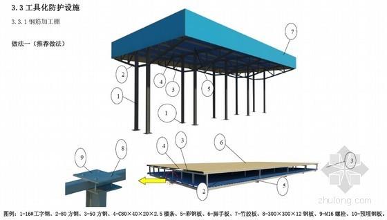 国企编制建筑工程施工现场安全防护标准化图册(150页 高清图片)