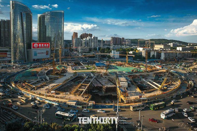 中、美、日城市大面积地下空间开发、利用、建设方案赏析!