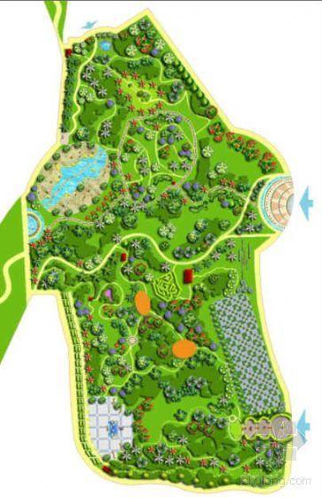 昆明古典音乐景观主题公园方案设计