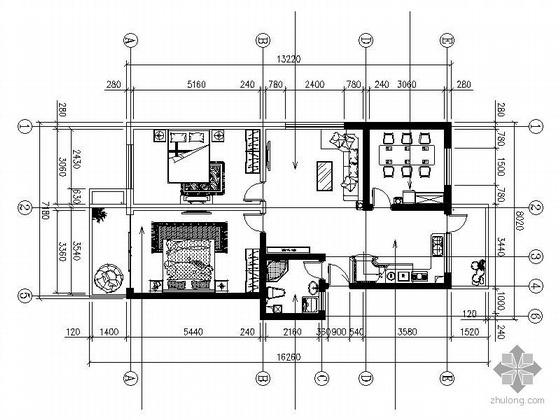 复式住宅楼设计方案