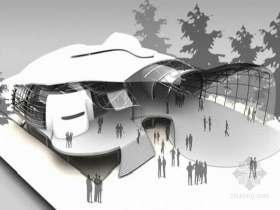 沈大建筑学-定量+变量=建筑——长途汽车客运站设计