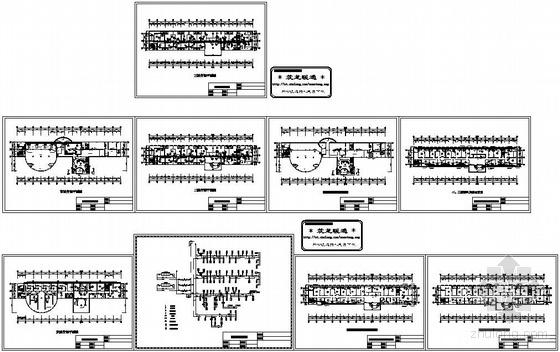 KTV空调设计图纸