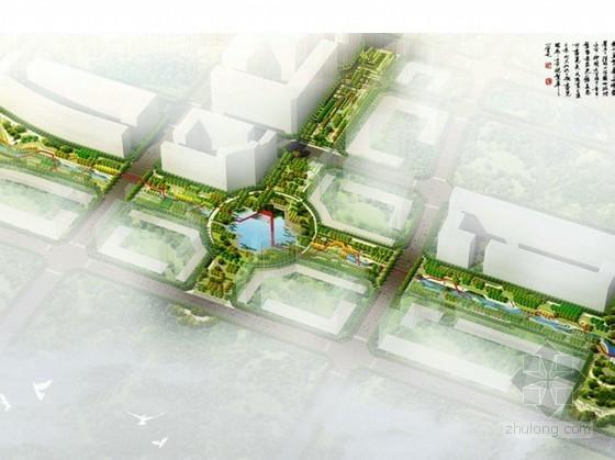 [哈尔滨]生态公园景观设计方案(演示汇报)