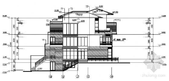 丹堤A区18、19号楼建筑施工图-2