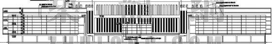 某商贸城住宅楼建筑设计方案