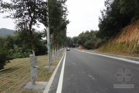 [福建]新建普通公路路基路面及交通安全设施施工标准化指导131页