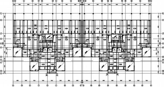带地下车库15层剪力墙住宅结构施工图