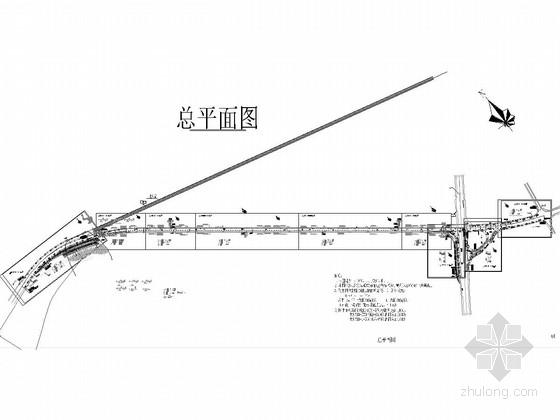 [重庆]隧道机电设计图纸128张(通风照明监控消防)