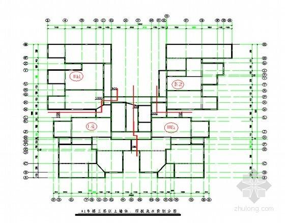 剪力墙结构商住楼工程钢筋工程施工方案