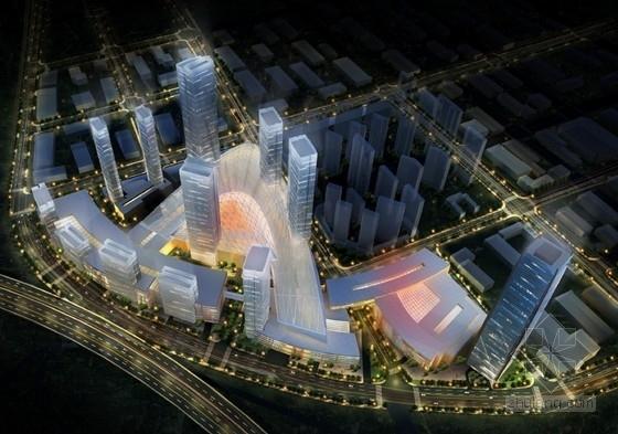 [南京]现代风格产业园区规划及单体设计方案文本(国外知名建筑设计事务所)