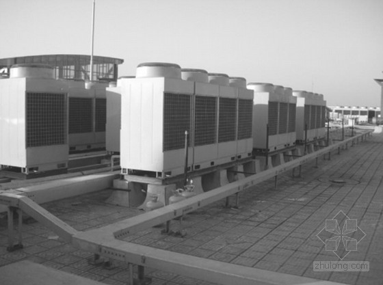 [北京]办公大楼楼多联机系统设计案例
