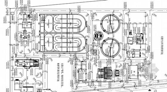 [湖南]2013年污水处理厂厂区机电设备安装工程量清单及配套图(建筑图纸63张+电气系统图88张)