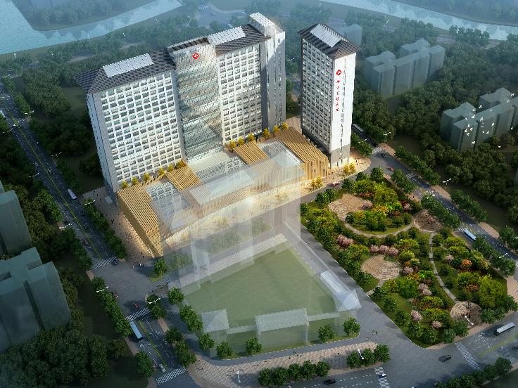 [贵州]贵阳二级综合民营医院扩建改造设计方案文本(JPG)
