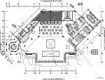 [福州]欧式风格国际营销中心设计施工图(含效果图)