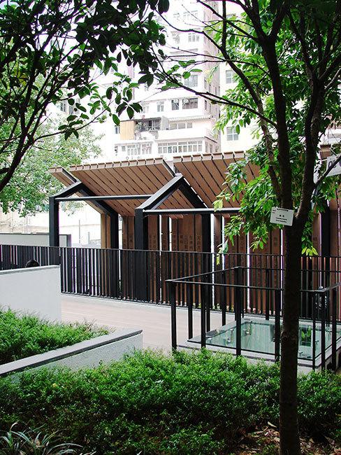 香港百子里公园景观设计_9