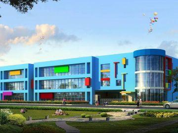 [湖南]中心幼儿园教学楼工程预算审核书(附图及招标文件)