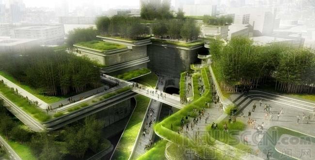 成都城市音乐厅荣获世界建筑节大奖