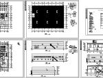 多层文体休闲中心建筑设计CAD