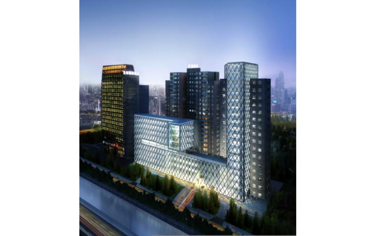 办公楼改扩建设计工程施工测量方案