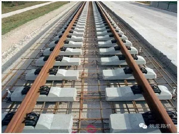 中国铁路无砟轨道施工技术总结