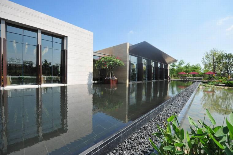 福州阳光城翡丽湾住宅景观-14