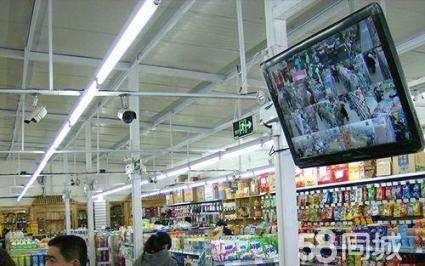 某大型超市监控方案(高清).