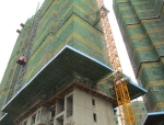 建筑工程脚手架工程标准化示范工地照片46张