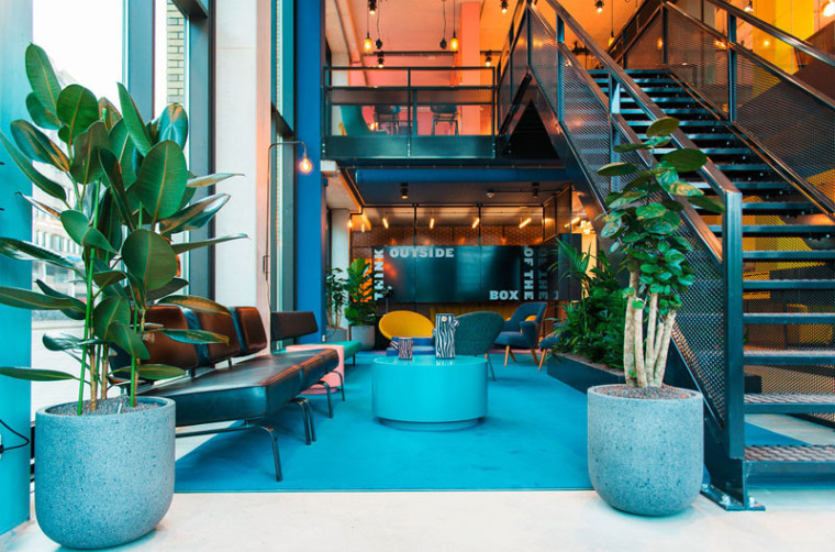荷兰创意酒店