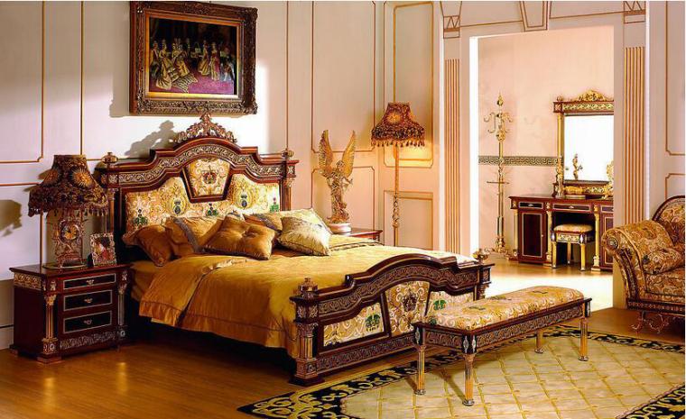 欧式家具模型资料下载-欧式家具保养最有几种常见的方法