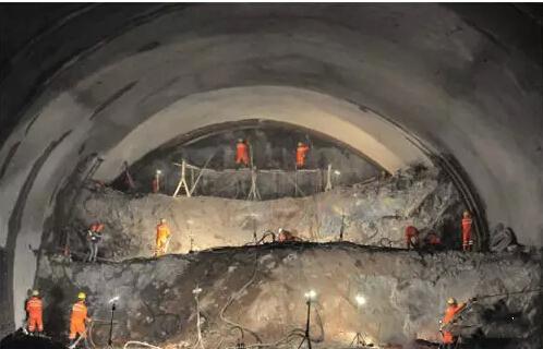 隧道台阶法作业质量控制要点