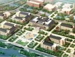 [山东]五层现代风格大学图书馆建筑设计方案文本