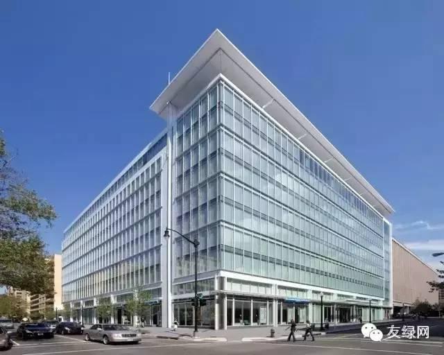 [LEED铂金级项目赏析4]USGBC总部室内设计